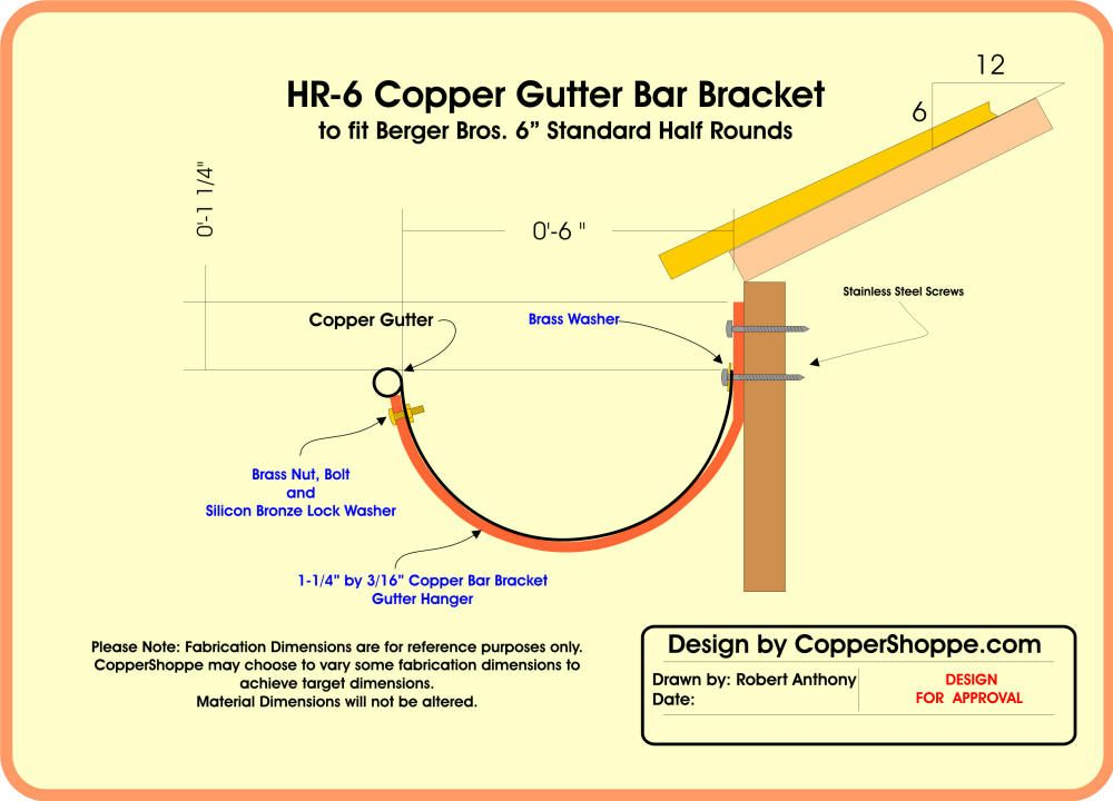 Half Round Gutters Google Search Copper Gutters Gutters Hanger Design