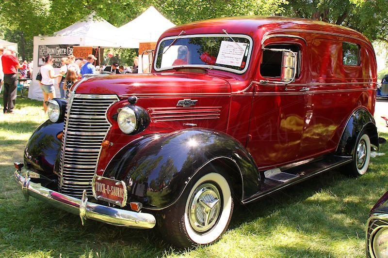 Perfect Family Vehicle 1938 Chevy Panel Suburban With Images