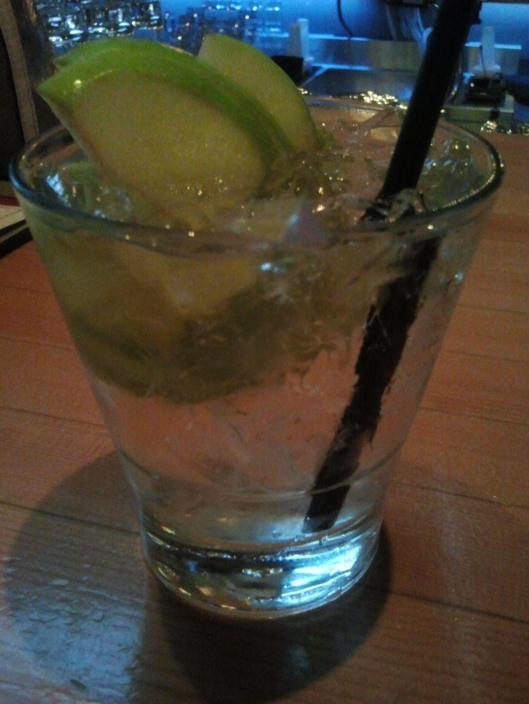 Best Apple Drink I Ever Had Apple Aloe Smirnoff Green