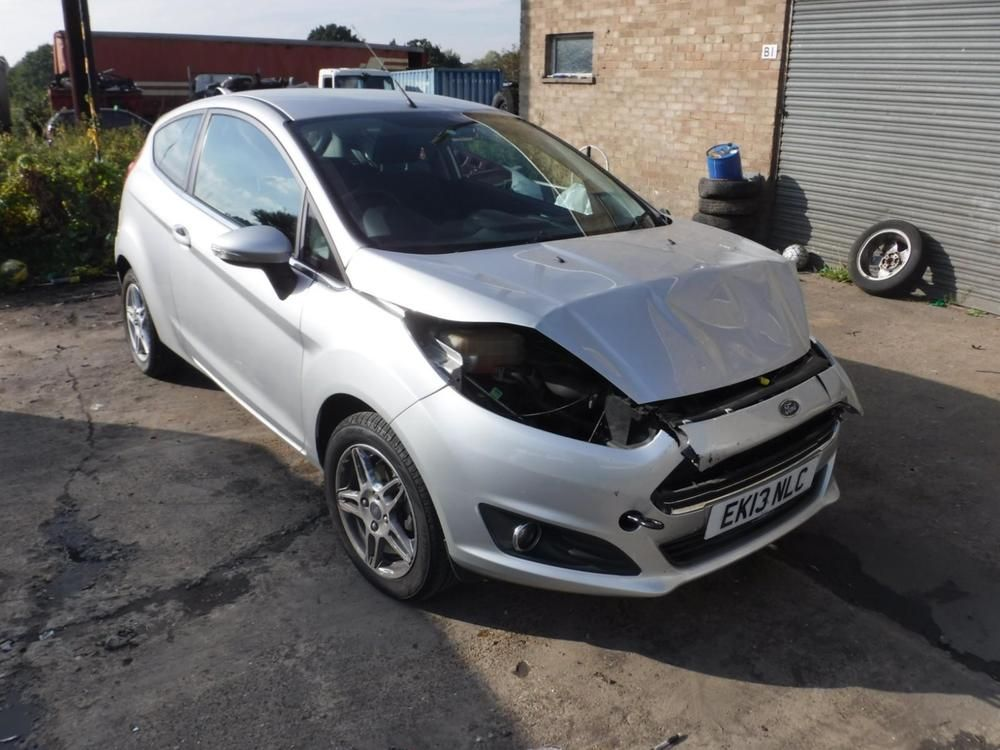 Ebay Ford Fiesta 1 0 Ecoboost Salvage Damaged Repairable Uk