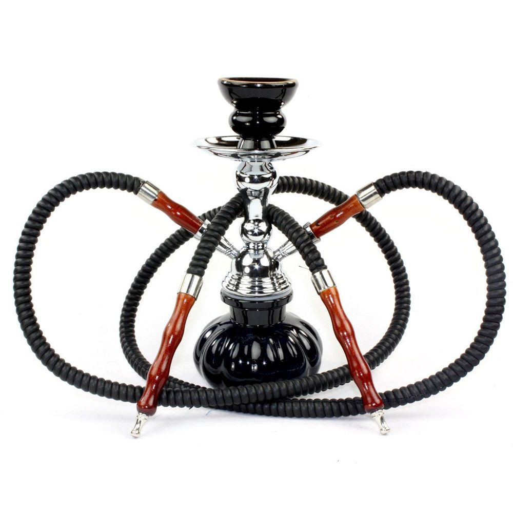 how to smoke hookah with coals
