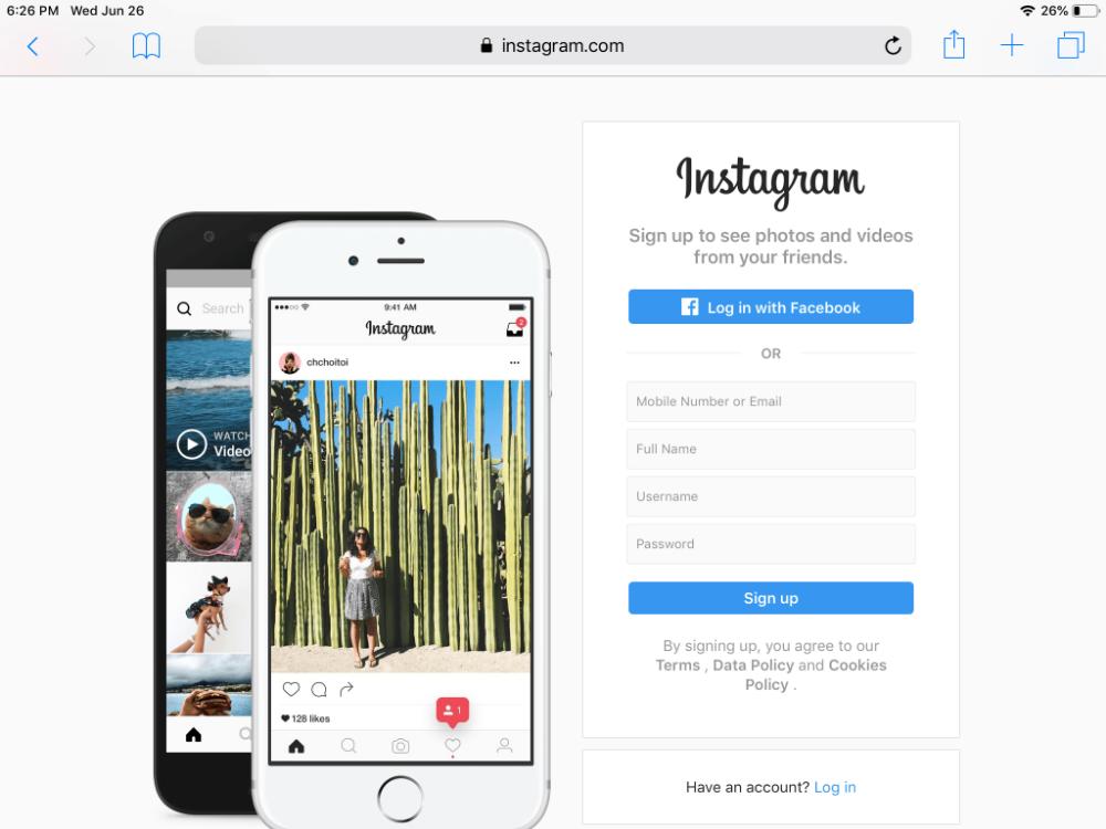 How to Get Instagram for iPad Get instagram, Ios photo