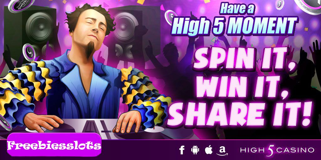 high 5 casino rewards