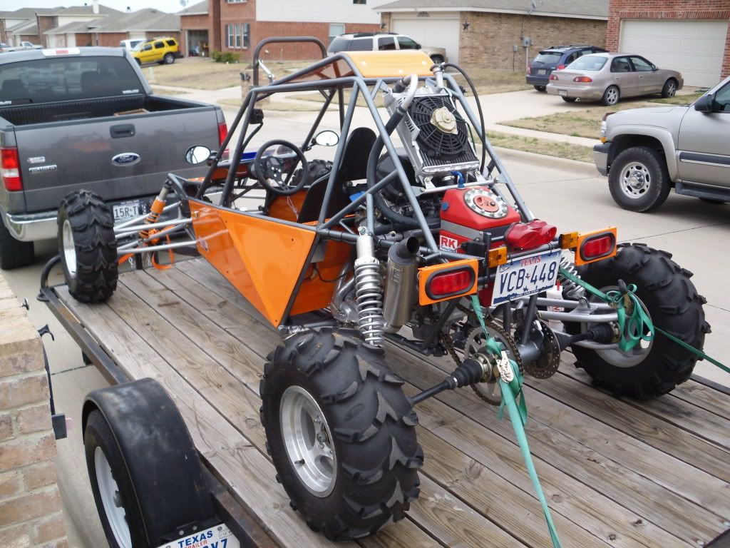 Kart Cross Buggy Build Sidewinder Good First Build Off Road Buggy Go Kart Buggy