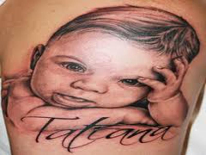 Babyzimmer Tattoo ~ Name tattoo designs tatto ideas baby tattoo designs tattos