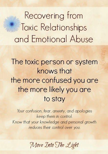 #gentetoxica #abusoemocional Los sistemas y personas tóxicas saben que cuando más confundido te encuentres, es más probable que te quedes. https://sobreviviendoapsicopatasynarcisistas.wordpress.com/