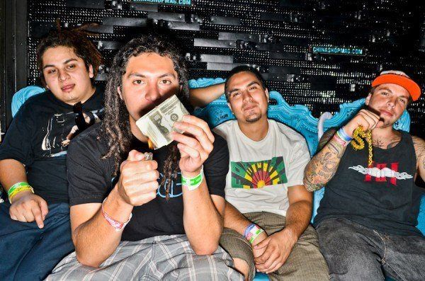 Tribal seeds | Music is my escape, My music, People