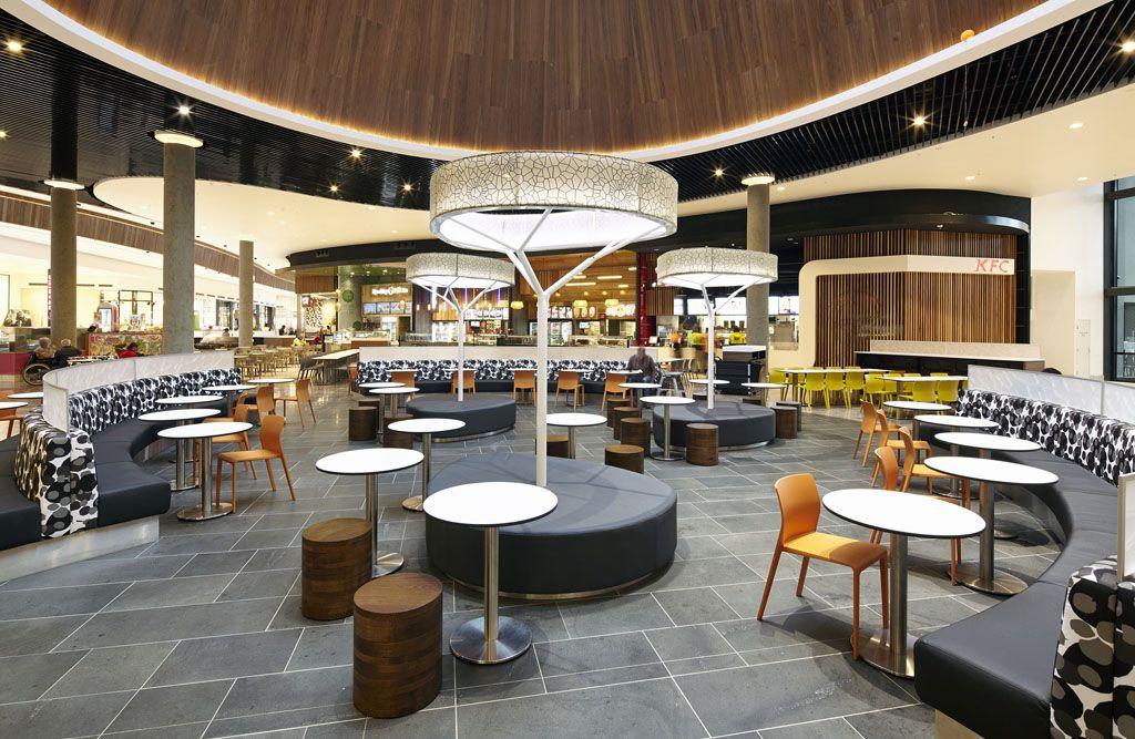 Woodgrove Shopping Centre Food Court