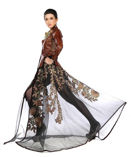 Ba NTK Việt Nam sẽ trình diễn thời trang tại Pháp | Thời trang | Màn Ảnh Sân Khấu
