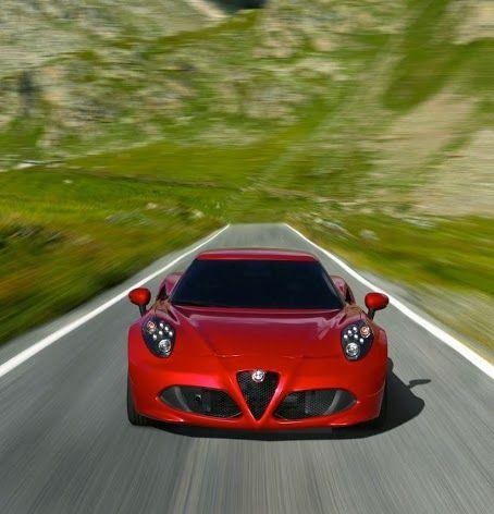 Pure Alfa Romeo!  #4C