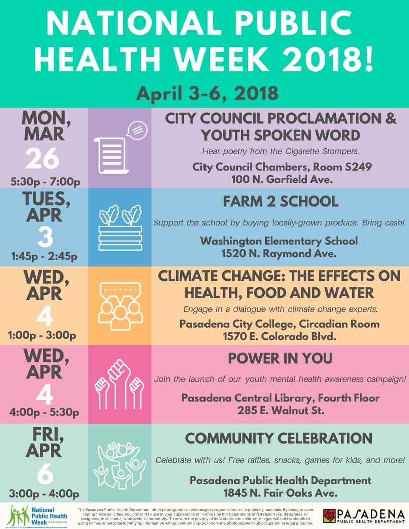 National Public Health Week 2018 Video Public Health Department Tbtn Pinterest Health Department Public Health And Health