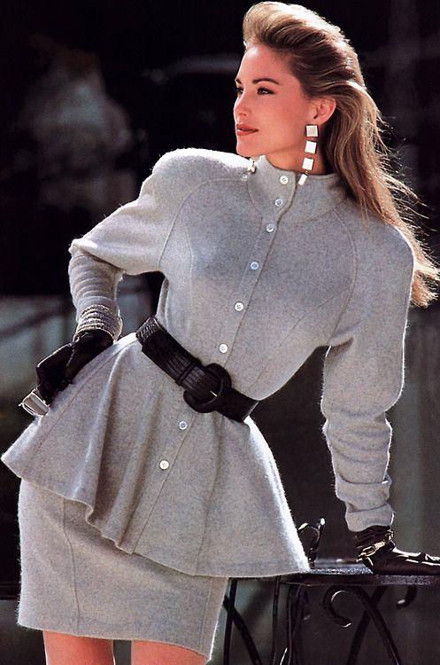 The Prisma Collection, Elle magazine, September 1987.
