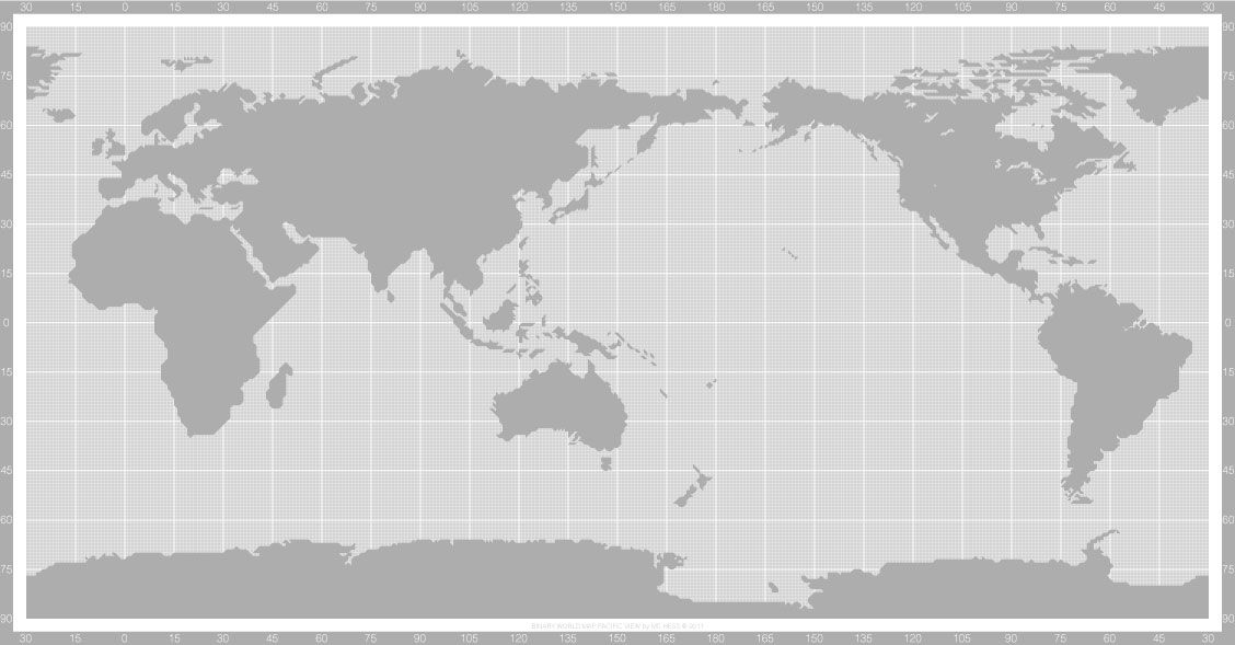 Pacific view world map world map pinterest pacific view world map gumiabroncs Choice Image