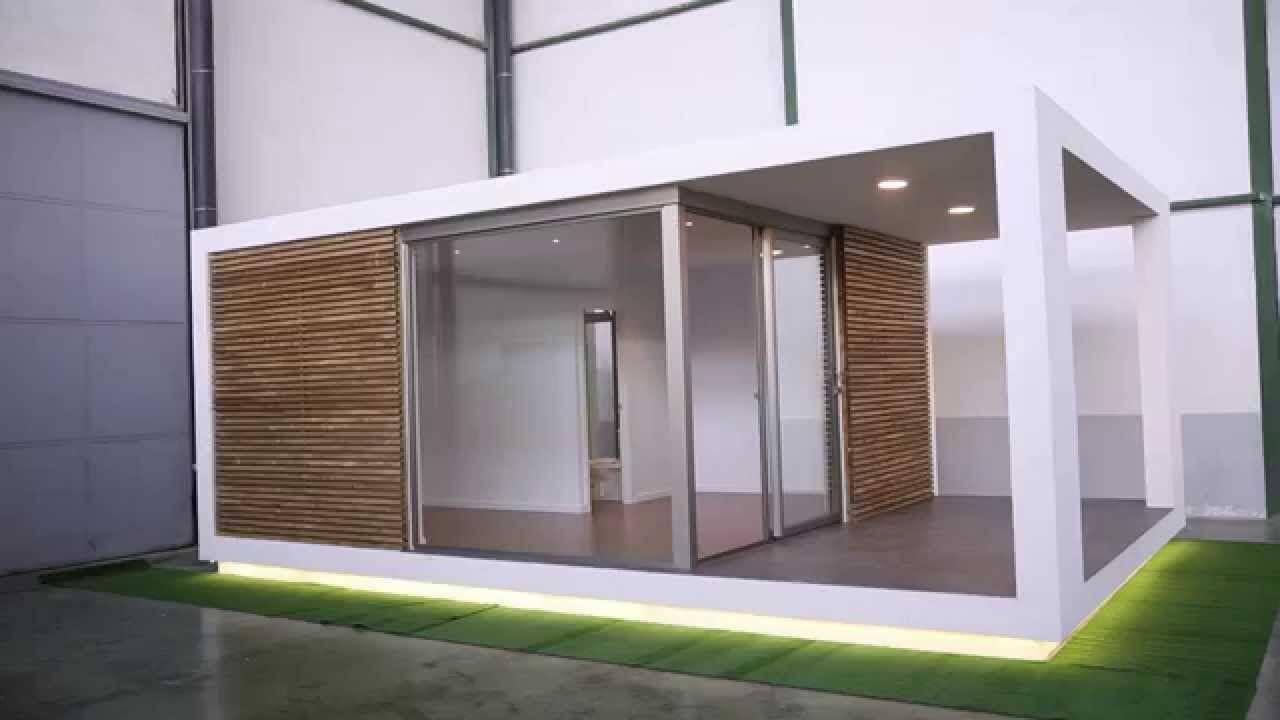 Construir una casa en 49 horas: Compoplak (Composites Building ...