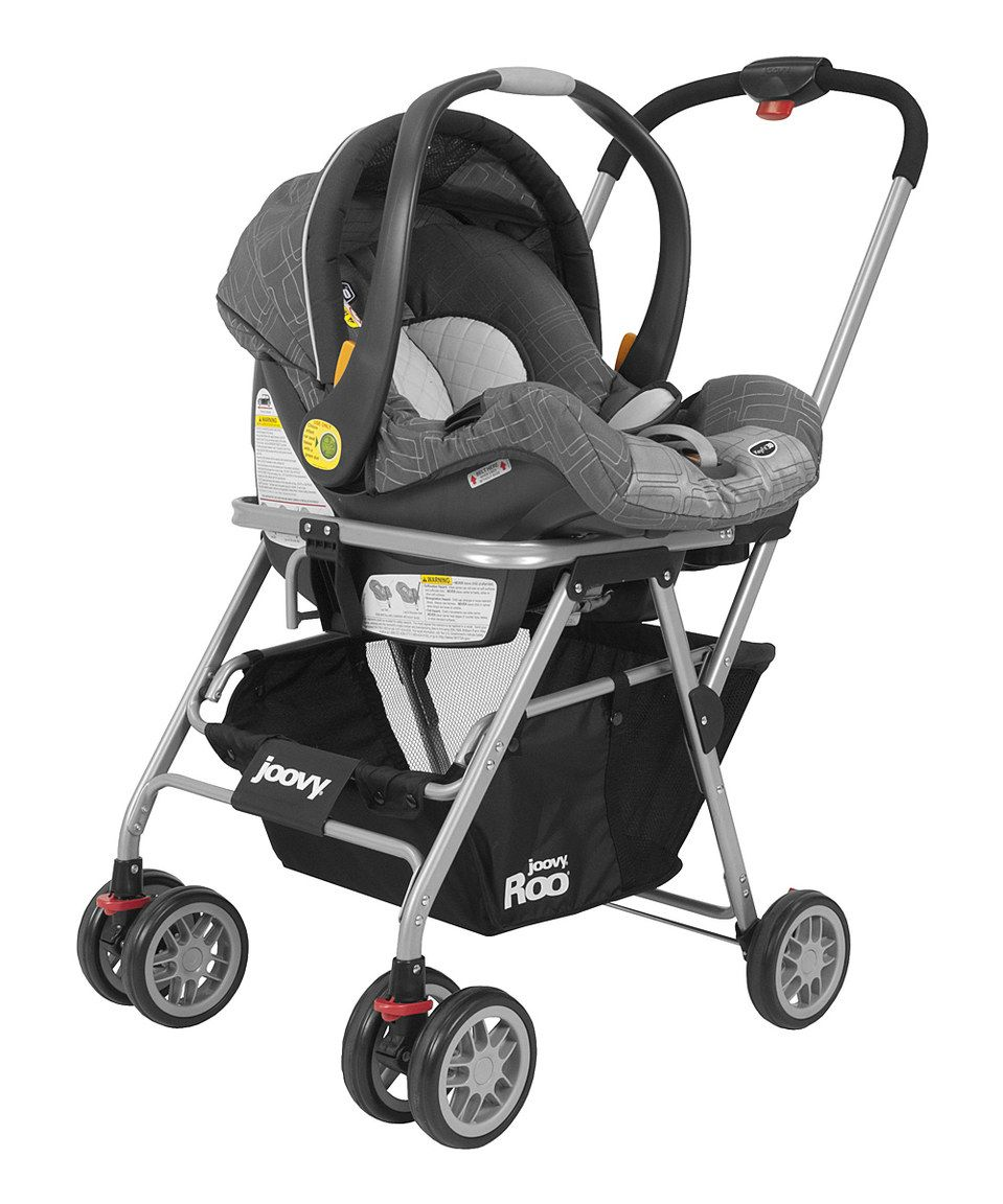 Loving this Roo Infant Car Seat Frame Stroller on zulily