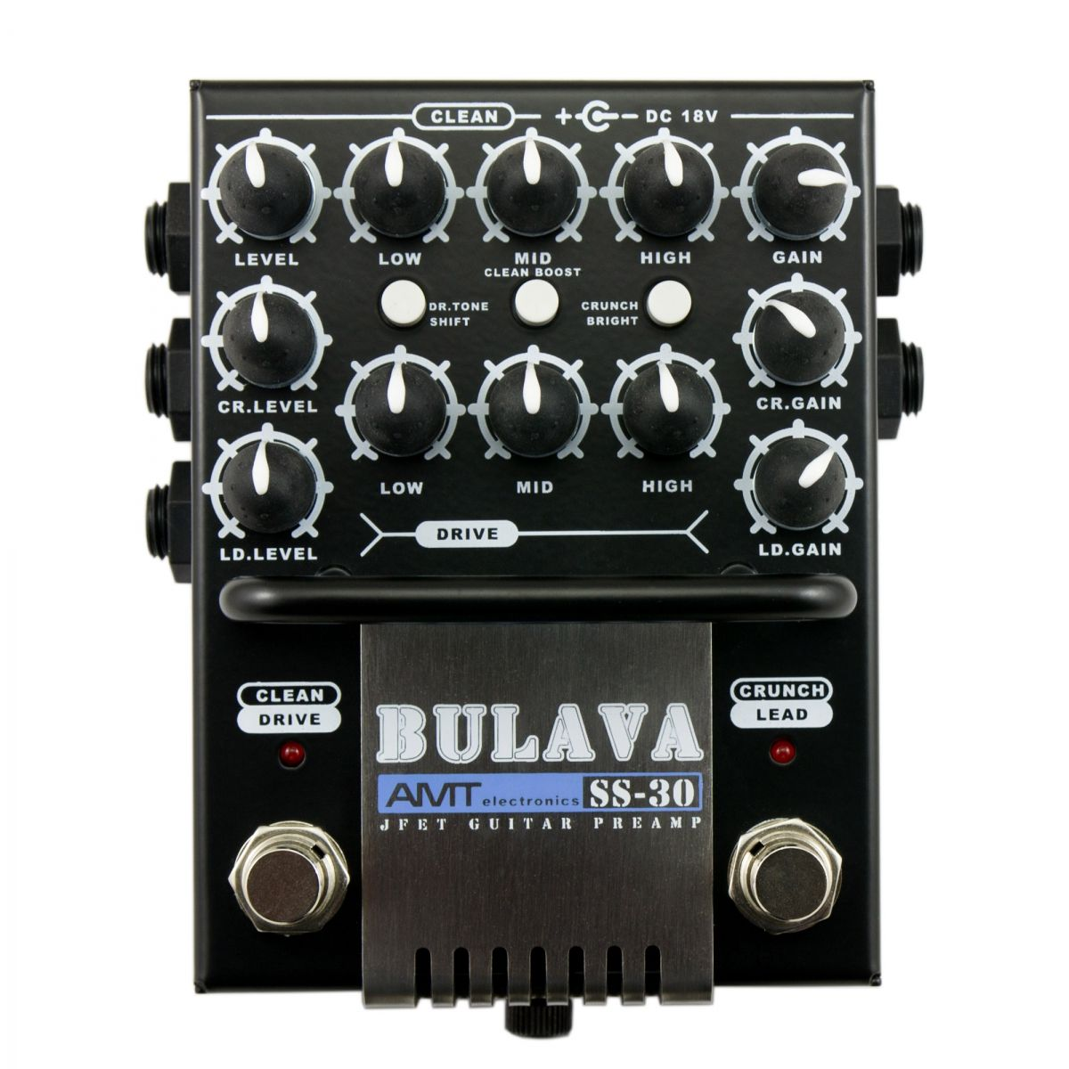 The Ss 30 Is A 3 Channel Jfet Preamp Loaded With Maximum Power And High Gain Audio Amplifier Crunch