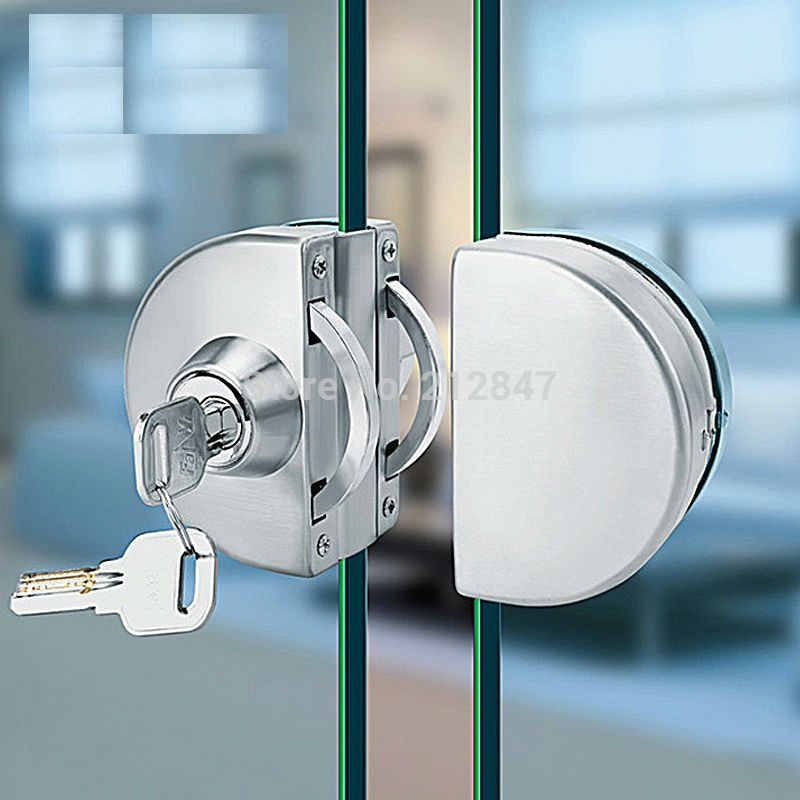 175 Reference Of Double Sliding Patio Door Hardware In 2020 Glass Door Lock Frameless Glass Doors Sliding Glass Door