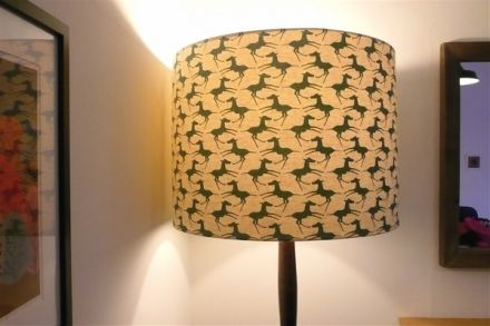 Huge Horse Lampshade Skinny Laminx Around The Web Lamp Shades Standard Lamps Lampshades