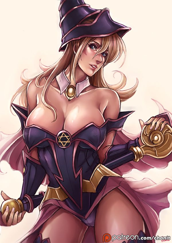 Naked sexy yugioh monster girls