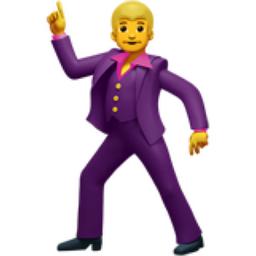 Man Dancing Emoji U 1f57a Dance Emoji Emoji Dancing Men