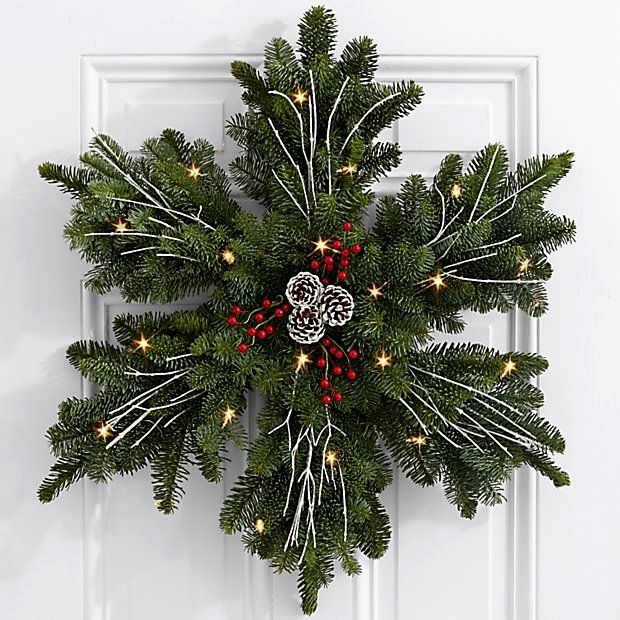 DIY Christmas Wreaths Ideas 2020 #christmasdeko