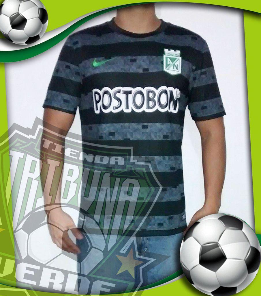 ¡Mirá nuestro producto! Si te gusta podés ayudarnos pinéandolo en alguno de tus tableros :)  Camiseta Nike M/C Visitante Atlético Nacional 2014 Producto Oficial Talla   L  Precio $ 139.900