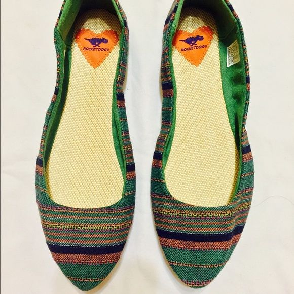 PARTY PRICERocket Dog flats NWOT Rocket Dog flats Rocket Dog Shoes Flats & Loafers