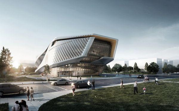 Architecture Inspiration neo futurist architecture - google search | architecture