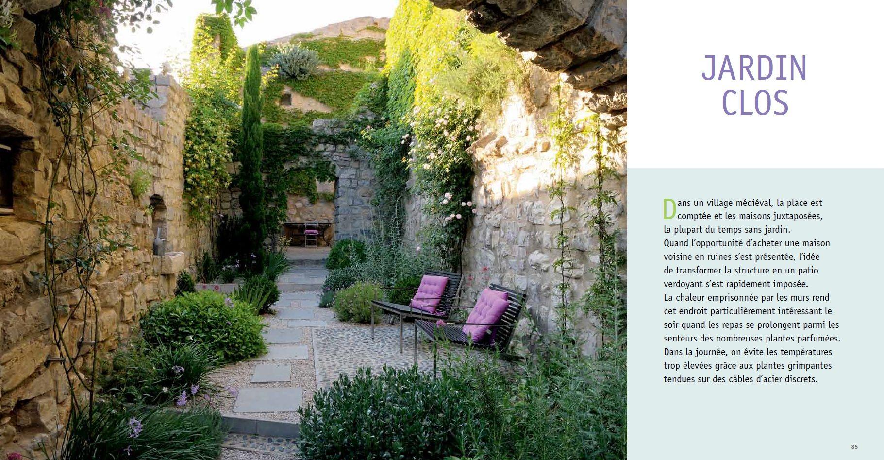 Livre Creer Un Jardin De Style Mediterraneen Sans Arrosage