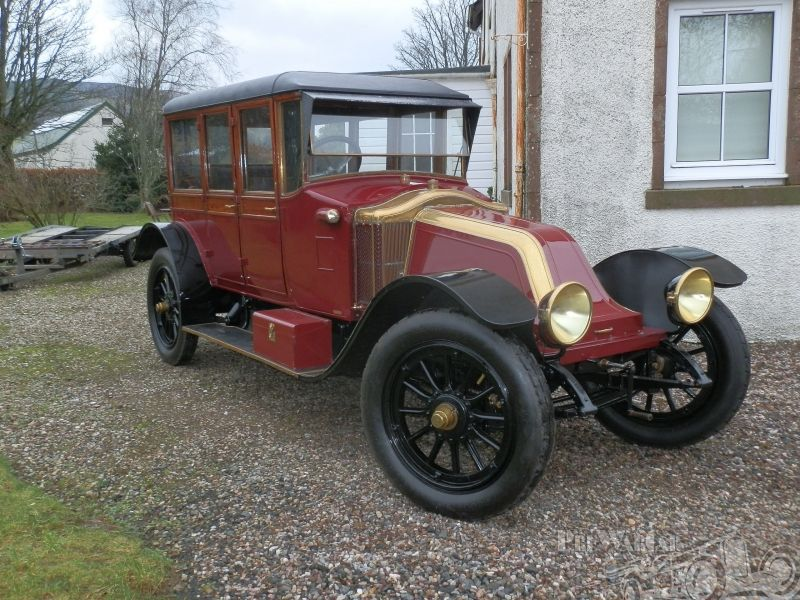 Renault ED Locke & Co New York 1914 for sale | Antiques & Classics ...