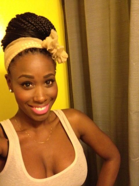 bria myles her skin is amazing blackampbeautiful pinterest