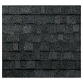 black architectural shingles. Owens Corning Oakridge Onyx Black Laminated Architectural Roof Shingles N