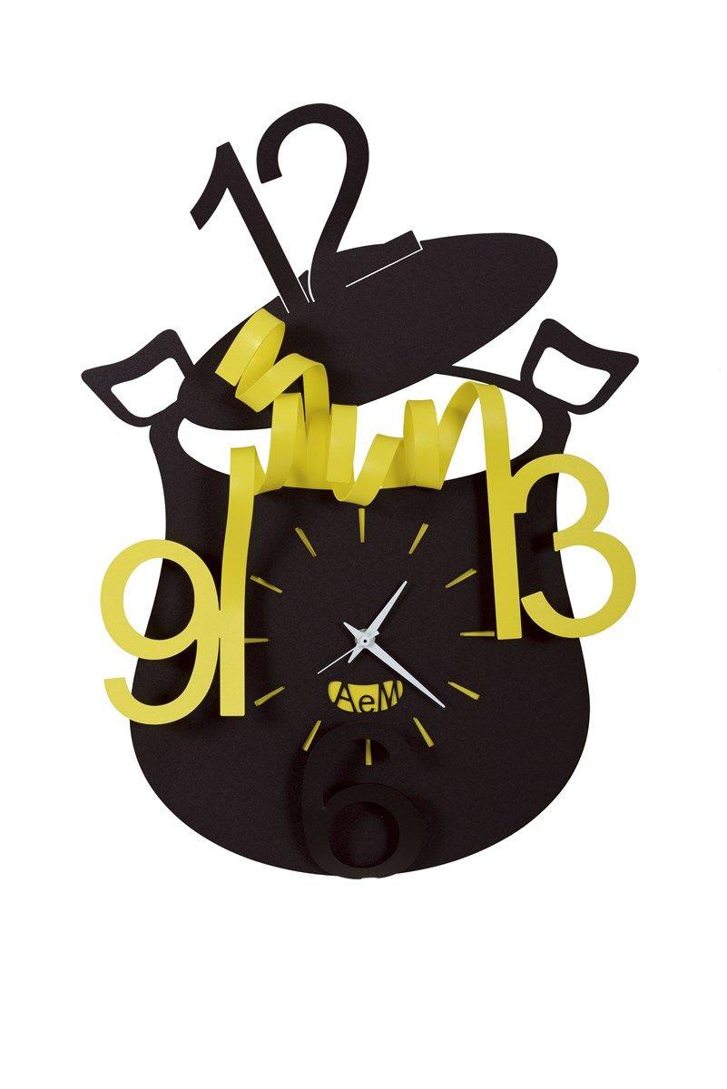 Orologio da parete spaghetti time orologi originali for Idee per orologio da parete