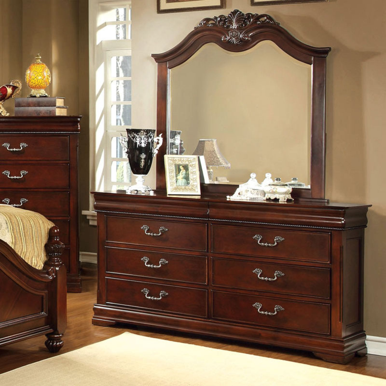 Best Furniture Of America Grand Central 6 Drawer Dresser 640 x 480