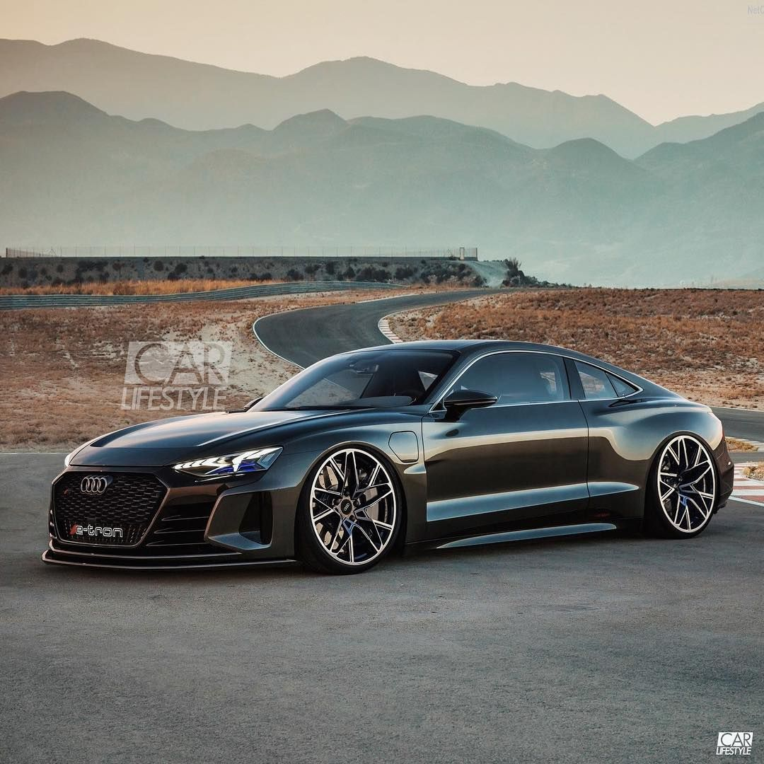 2020 Audi ETron GT (RS coupe version) Photo carlifestyle