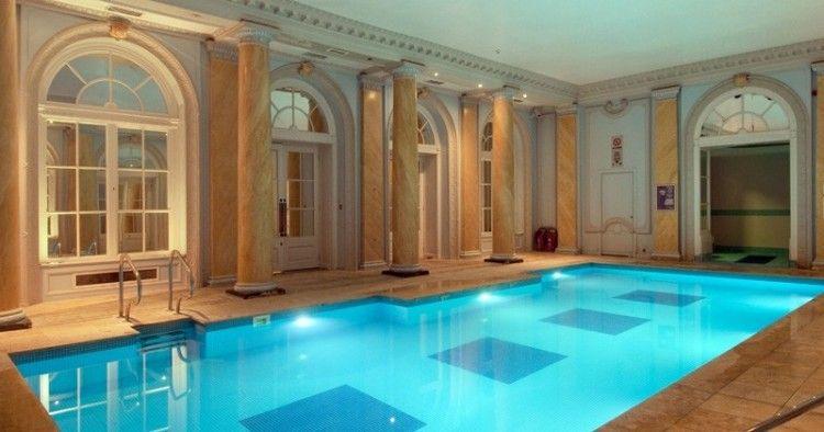 15 Inspiring Indoor Exercise Pool Ideas Picture   Indoor Pools ...