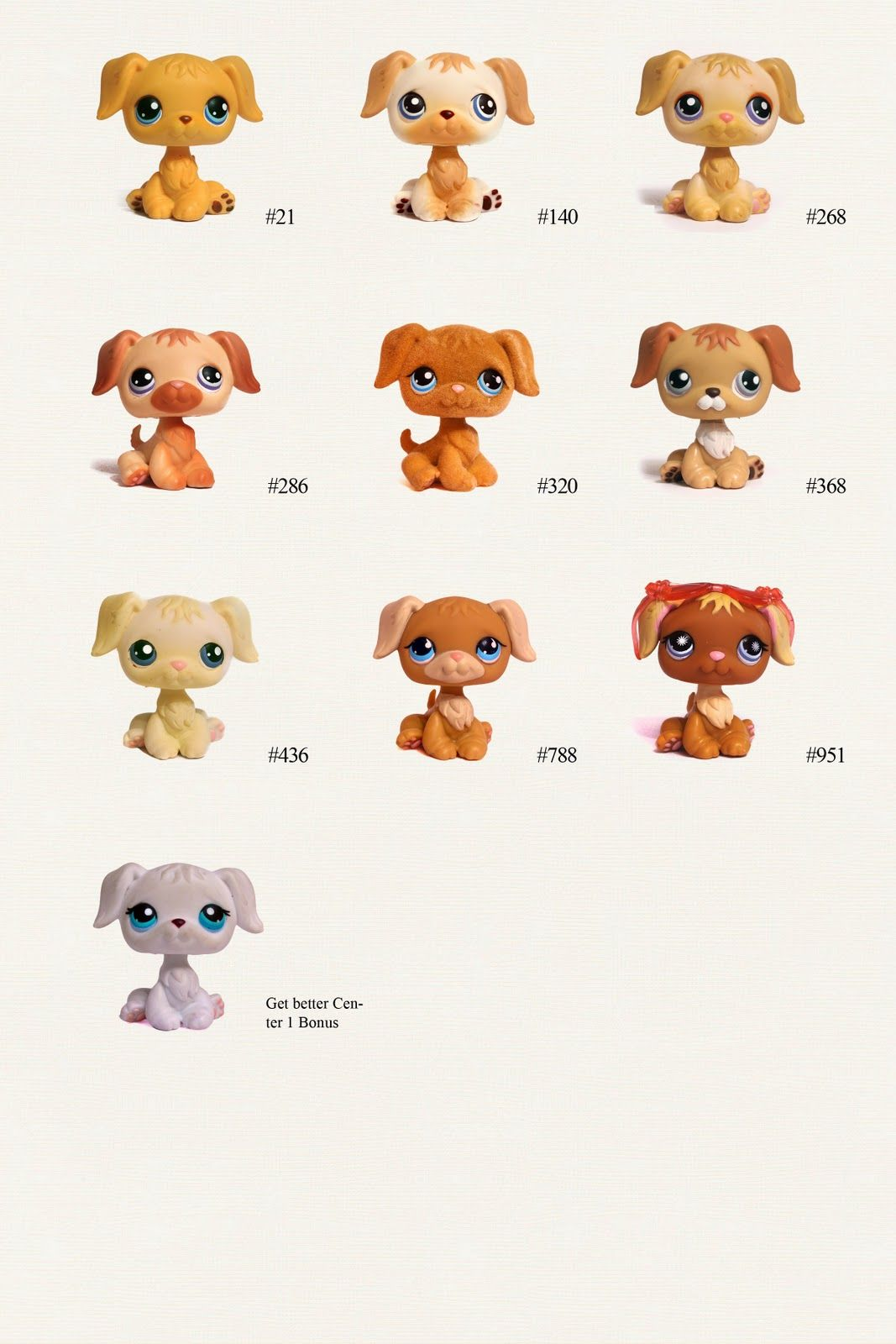 Nicole S Lps Blog Littlest Pet Shop Pets Golden Retriever