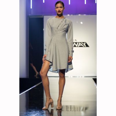 bbffe90983675 FREE SHIPPING AVAILABLE! Buy Project Runway Challenge Winner Gingham ...