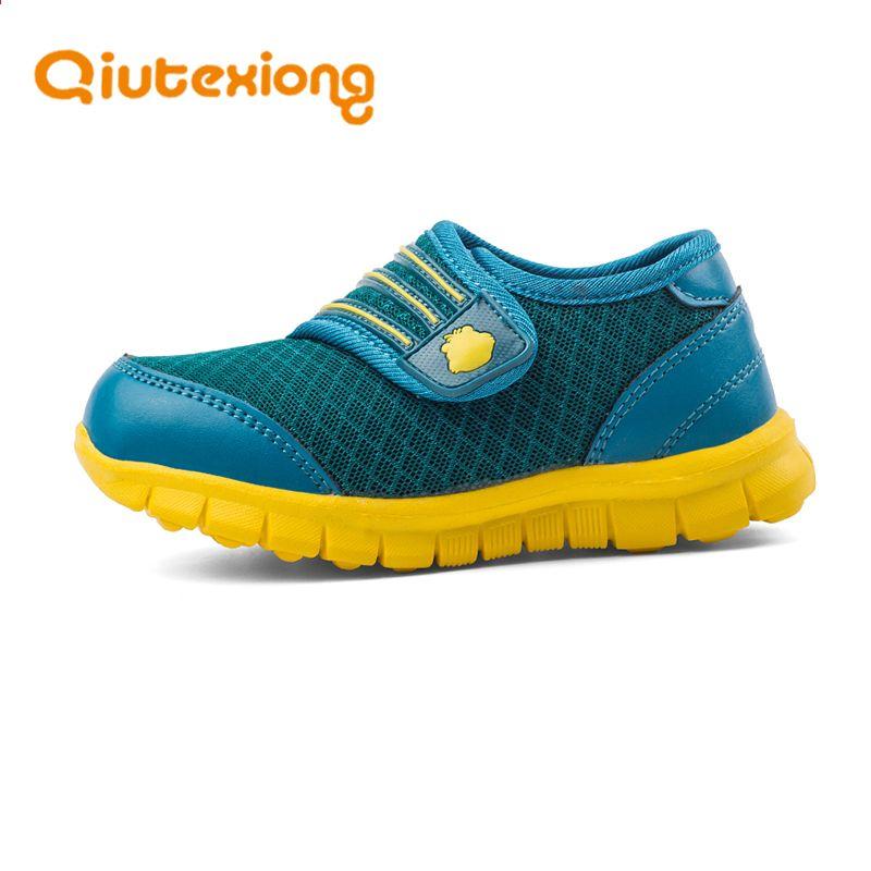 Qiutexiong Buty Dla Dzieci Dziewczyny Buty Sportowe Dla Dzieci Buty Do Biegania Dla Chlopcow Buty Wiosna 2018 Oddychajace Obu Sketchers Sneakers Sneakers Shoes