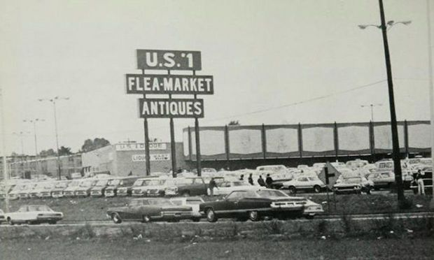 U s 1 flea market located on route 1 in new brunswick for Motor vehicle inspection edison nj
