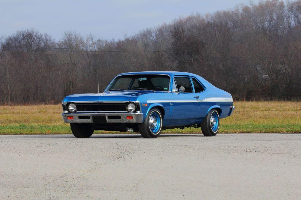 Nova Yenko SC 427 | Cars | Pinterest | Chevrolet, Muscles and Cars