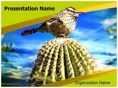 Cactus Powerpoint Template Is One Of The Best Powerpoint Templates