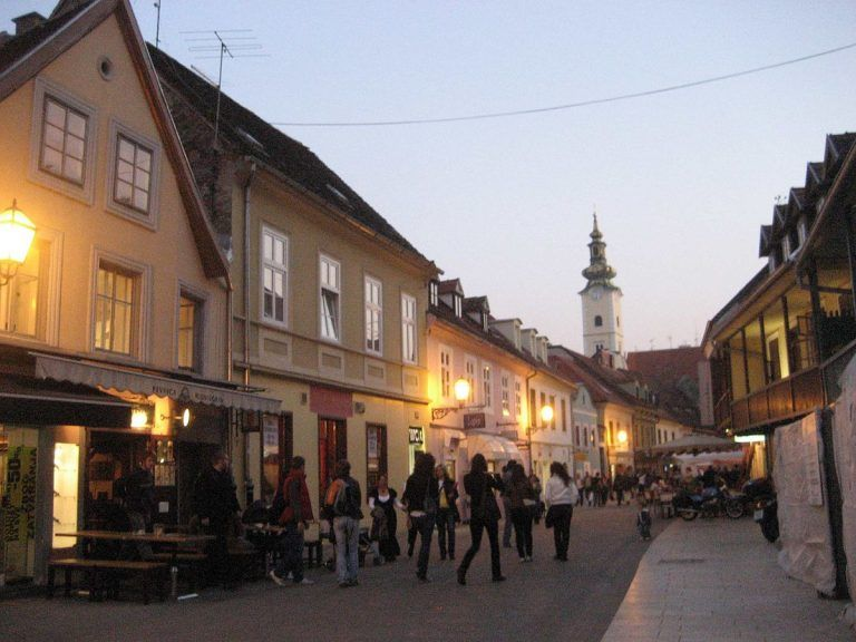 15 Best Things To Do In Zagreb Croatia The Crazy Tourist Zagreb Zagreb Croatia Croatia