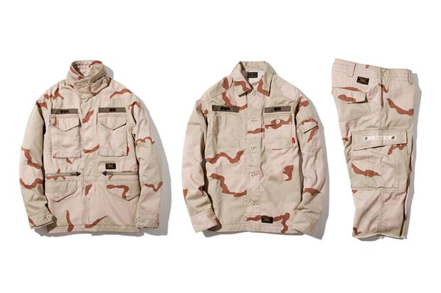 Photo of WTAPS 2012 Fall/Winter Desert Camo Capsule Collection