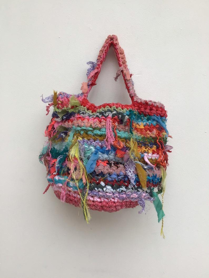 Photo of Handmade Small Crochetbag