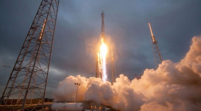 Orbital ATK launches first space mission since 2014 explosion