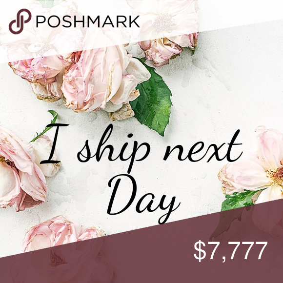 Fast Shipper!!! I ship next business day. Just purchase ...
