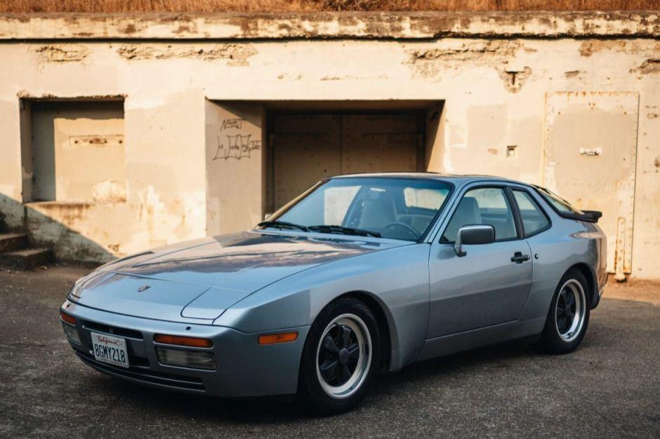 1986 Porsche 944 Turbo In 2020 Porsche 944 Porsche Turbo