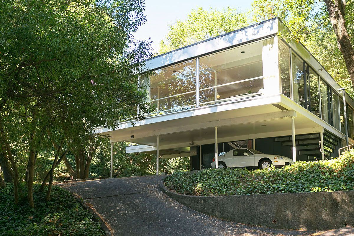 Luxury Mid Century California Architecture