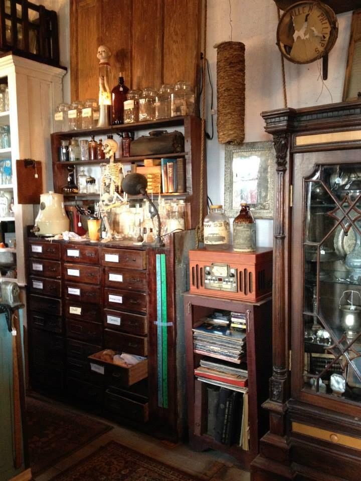 Furniture Store Inside. Antique Haven New Haven Michigan Http://www.michigan